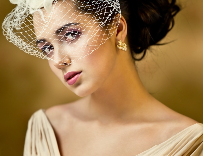 Karat gold bridal jewelry—for a classy touch