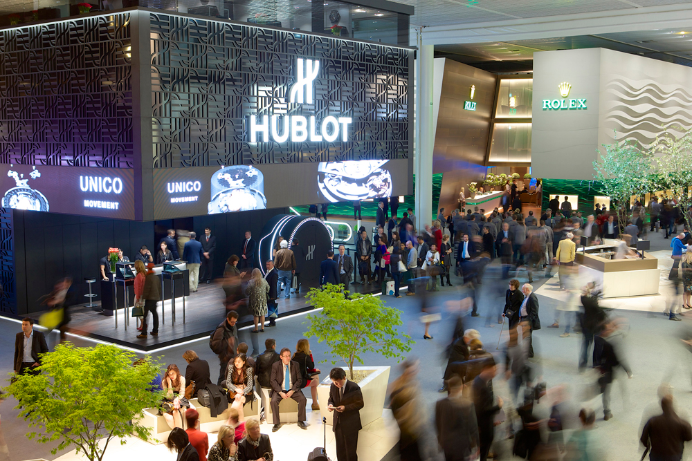BASELWORLD 2013, Global Brands, Hall 1.0 — © Baselworld