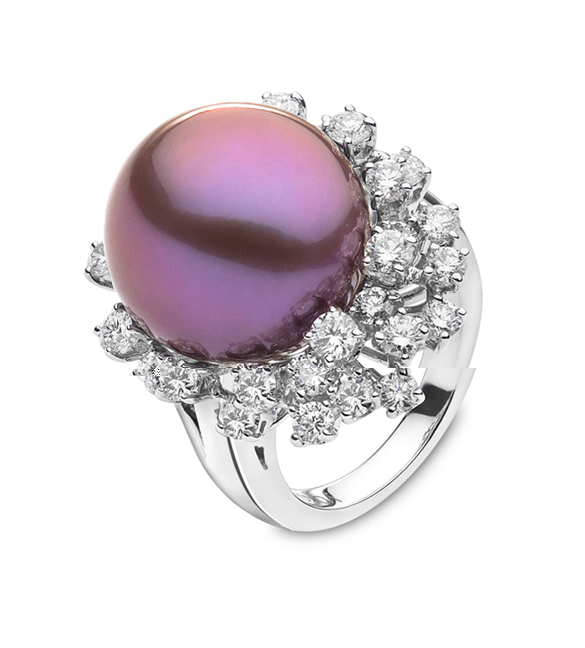 Jewelry Trends 2014: Yoko London's Vigneto Collection – © Yoko London/Euro Pearls